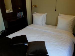 Kamer Hotel Le Berger Brussel