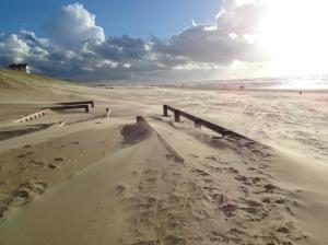 Strand van Bergen aan Zee