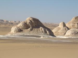 White desert01, Egypte