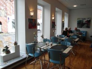 Café Utopia van binnen