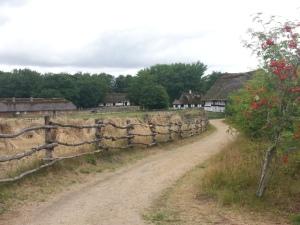 Landweggetje in Hjerl Hede