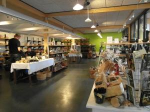 De museumwinkel met leuke snuisterijen en mooie sieraden