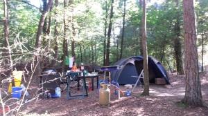 Natuurkampeerterrein Camping Beek en Hei, Otterlo