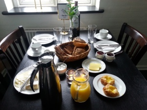 Ontbijtje in Sevel Kro