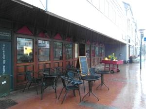 Welkom in restaurant Den Rode Plads