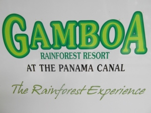 Gamboa Rainforest resort, klaar voor the  rainforest experience