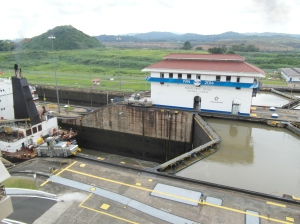 Miraflores locks, 100 jaar in 2014