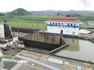 Miraflores locks, 100 jaar in 2014