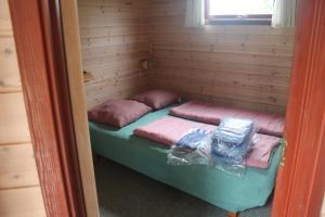 Knusse slaapkamer in de cabin
