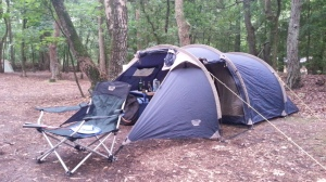 Tent op Camping Beek en Hei in Otterlo