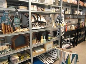 Deens design in woonwinkel Inspiration