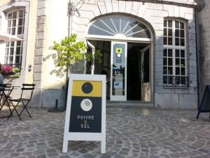 Restaurant Poivre & Sel in Spa, Belgie