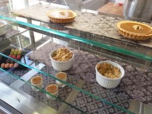 Heerlijke taartjes in Spa