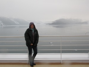 Diamond Princess, Alaska