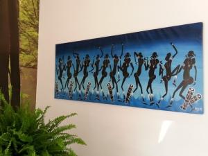 Let's dance, kunst uit Tanzania