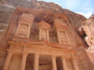 Petra, de roze stad van Jordanie