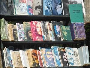 Ontelbaar veel boeken over de indrukwekkende historie van Cuba