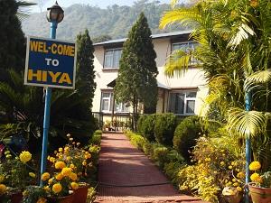 HIYA nepal entree