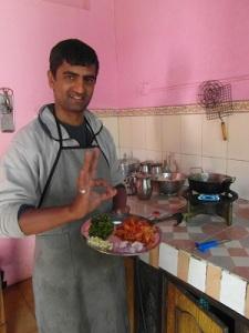 Een kijkje in de keuken