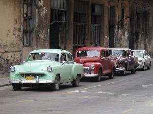 Oldtimers Havana